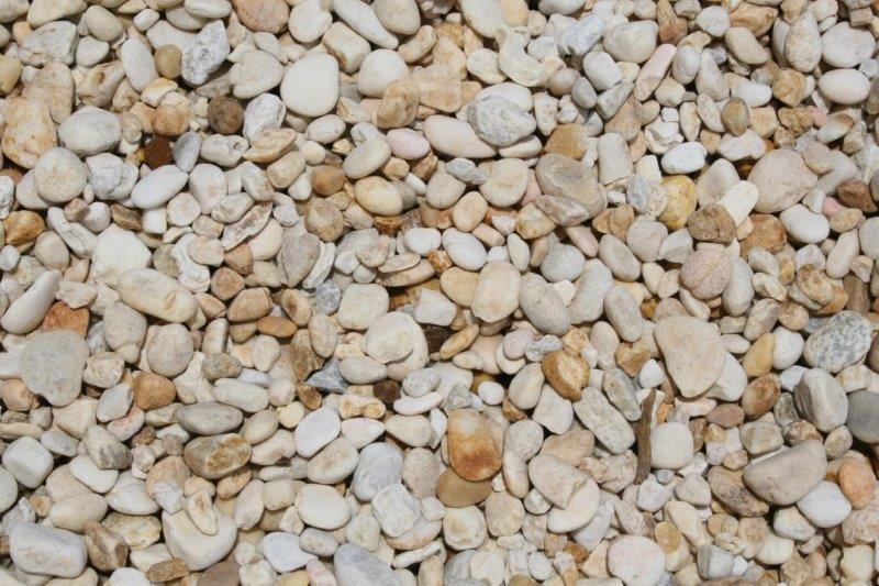 White River Rock Granite : Dunnellon landscape supply red mulch brown